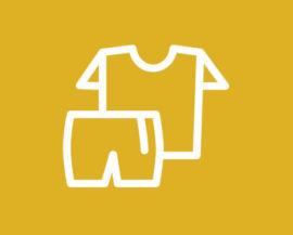 indumenti abiti dismessi